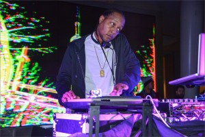 DJ Quik, man of the turntables
