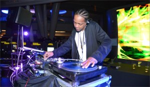 DJ Quik brings down the house (c) AMNH/R. Mickens