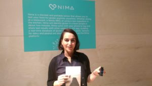 Allergic to loads of stuff? Nima's food detecter might be your solution.