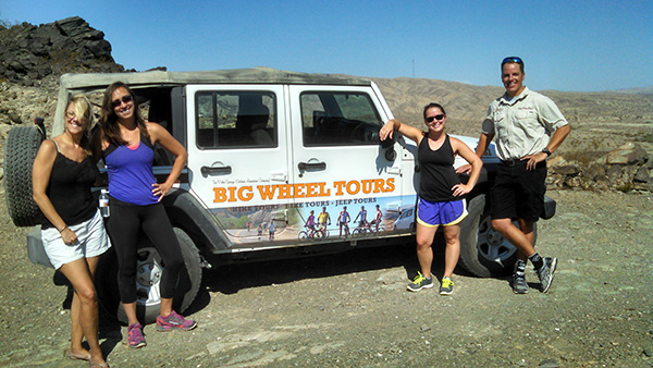 Palm Springs Guided Jeep Tours