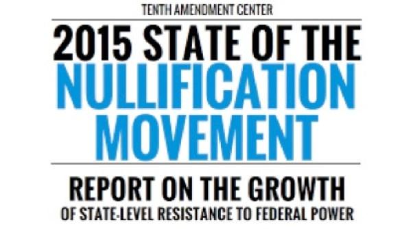 nullification movement
