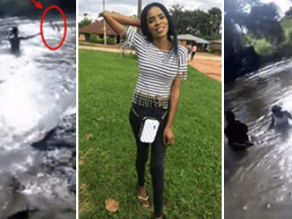 300 level AAU student drowns during a picnic (Video)