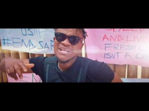"[Video] Dotman – ""Naija ""(#EndSars)"