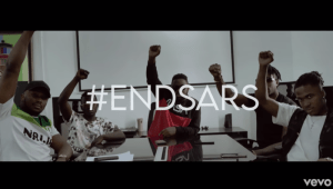 "Magnito – ""EndSars"" ft. Ike, Sir Dee"