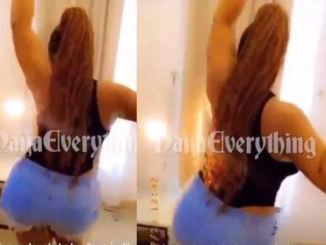 YAWA Don Gas – Lady's Enlarged 'Fake' Butts Explodes Days After Using It To Oppress Social Media Users (VIDEO)