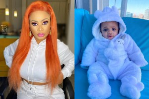 BBNaija Star, Nina Ivy Takes Over The Internet With Latest Photos Of Her Son, Denzel
