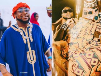 Shayo Nah Bastard – Davido Angry For Having A Headache After Celebrating With Friends