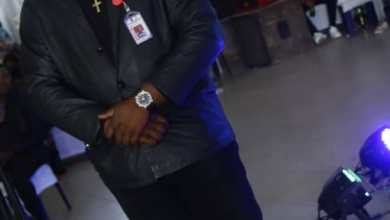 Meet The Popular Celebrity Bouncer Commander Enefe Nnamdi Victor (Biggie C.C) The CEO of Vintage Special Squad