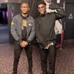 """I no say he go vex"" – UFC champion, Usman says as he plays Burna Boy's unreleased track"