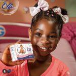 Davido's Daughter, Imade Signs An Endorsement Deal With Eva Baby Soap (Photos)
