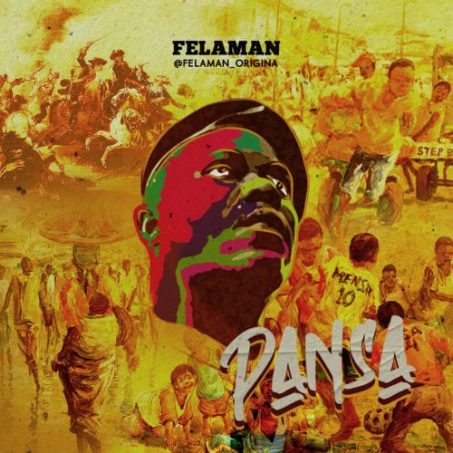 Felaman – Pansa Audio
