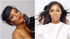 Tiwa Savage and Seyi Shay Threaten to Expose Each Other