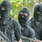 """Unknown gunmen have hijacked a school bus belonging to Chimola School in Oba Ile Estate of Akure North Local Government Area of Ondo state. The incident occurred at around 6;45am while the driver and a staff were moving around to pick up the pupils. It was gathered that the gunmen abducted a staff who was on duty to convey the children to school. An eyewitness told Vanguard that eight men armed with guns, cutlass, and some other weapons on motorcycles, rounded the school bus forcing the driver to stop. He said the men then dragged the driver down from the vehicle and threatened to kill him. It was also gathered that the bus marked Lagos LSD 853 FJ with Chimola Schools inscribed on it was driven away by the abductors while others escaped on the motorcycles. A source said """"the driver and the attendant were about to pick the first student when the incident happened. The gunmen rounded the vehicle and came down with dangerous weapons """"The driver was dragged down from the bus while one of them took over the driver's seat and drove off with the attendant in the bus. """"The whereabouts of the attendant is still unknown but we have reported the incident at the Oba ile Police station. """"This is the first time we are experiencing this kind of situation here. It is quite unfortunate."""" The state police command image maker, Tee Leo Ikoro said the matter was yet to be reported at the command headquarters."""