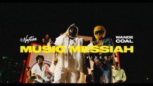 "VIDEO: DJ Neptune Ft. Wande Coal ""Music Messiah Video"""