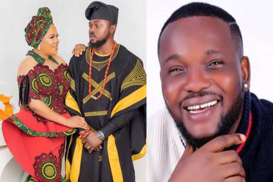 Toyin Abraham Reacts After Yomi Fabiyi Said She Controls Her Husband, Kolawole Ajeyemi