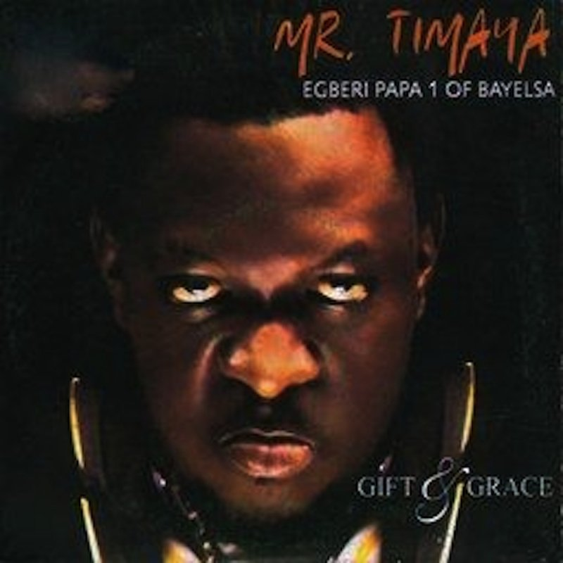 Timaya – Gift and Grace Album Audio