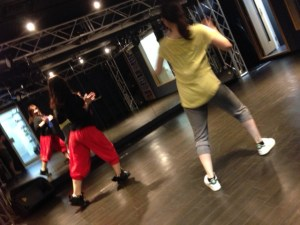 V6(スピリット)アイドルフリコピ・カバー横浜ダンススクールレッスン
