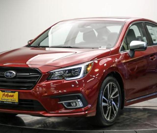 New  Subaru Legacy  I Sport