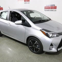 New Yaris Trd 2017 All Agya Toyota Se Hatchback In Escondido Ha074149