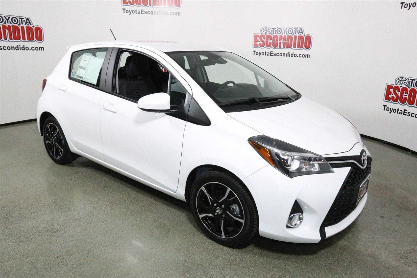 new yaris trd 2017 perbedaan all alphard x dan g toyota se hatchback in escondido 1014284