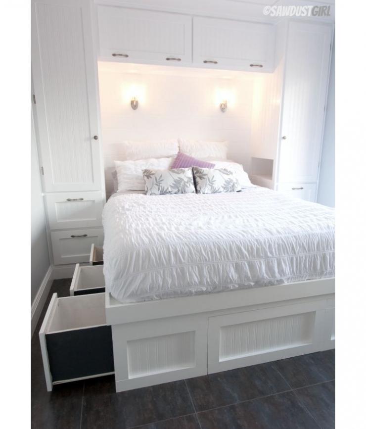 11x tips voor een kleine slaapkamer  INTERIOR JUNKIE
