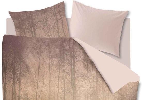 Woonvondst dekbedovertrek met bomenprint  INTERIOR JUNKIE