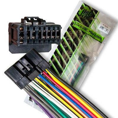 pioneer deh p5000ub p5900ib p6000ub wire harness new 4 on