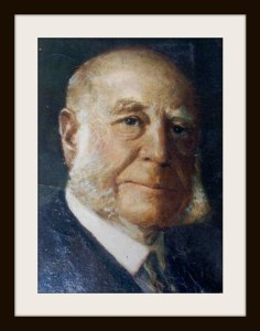 Edward T. Bedford -- Ruth's grandfather -- built an enormous estate on Beachside Avenue.