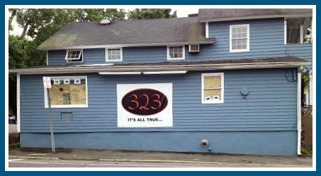 323 restaurant, Westport CT