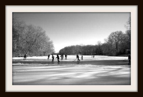 Nash's Pond, Westport CT by Katherine Hooper