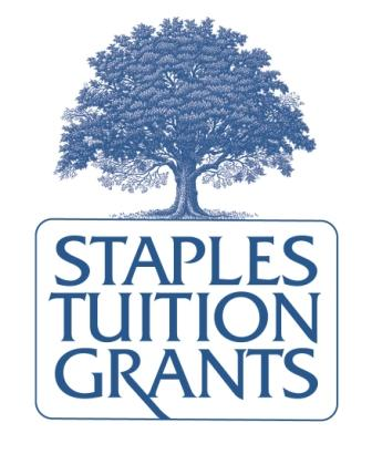 Staples Tuition Grants new logo