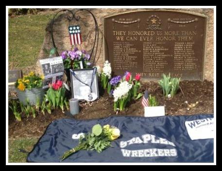 Roger Muchnick memorial