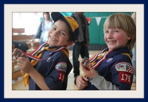 Westport CT Cub Scouts