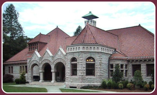 The Pequot Library.