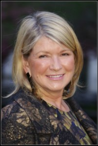 Former Westporter Martha Stewart. (Photo courtesy of Wikipedia)
