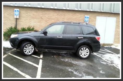 Y parking