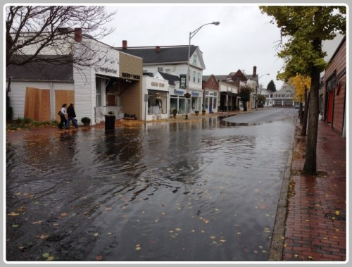 When disaster strikes, Westport's Public Works Department responds.