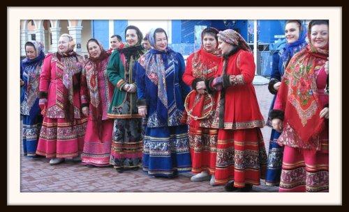 Добро пожаловать в Россию! (Photo/Susan Izzo)