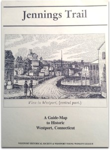 The Jennings Trail guide, available at the Westport Historical Society.