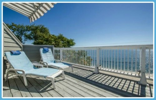 17 Soundview - roof deck