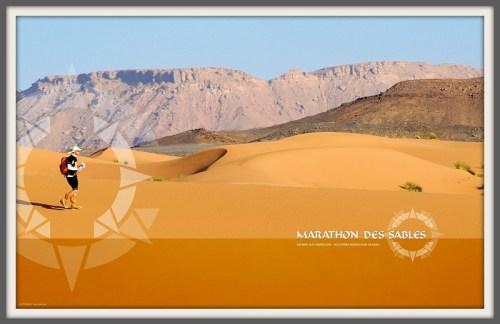 Jean Paul Desrosiers marathon des sables