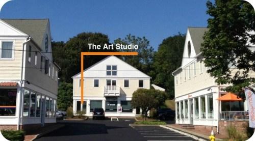 The Art Studio.