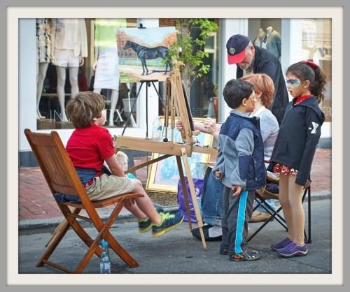 Art About Town - by John Videler
