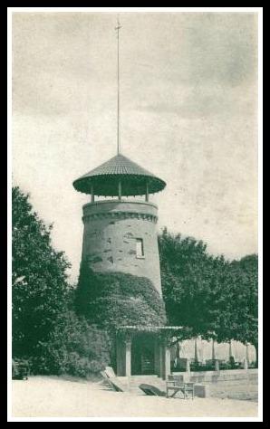 Longshore tower