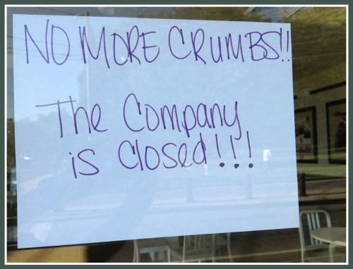 Crumbs 1