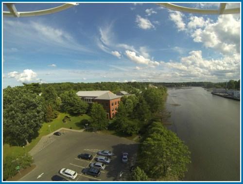 Library - Rick Eason's drone