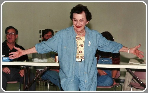 Shirley Land was not a big woman, but she had a broad reach throughout Westport.