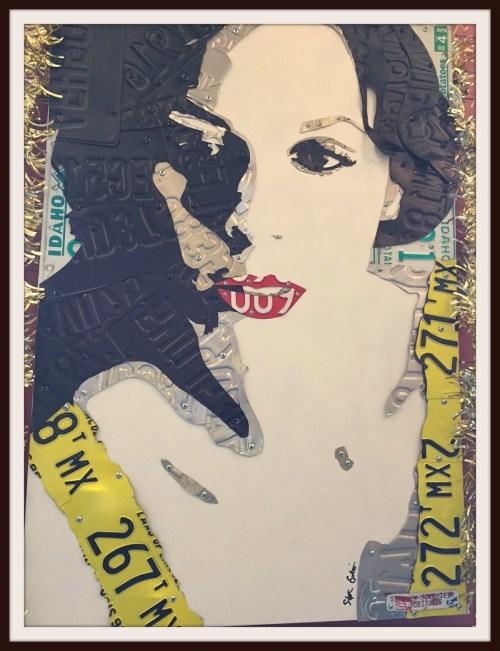 Stephen Goldstein's portrait of Breanna Brandon.