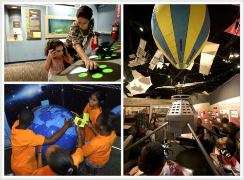 There is plenty for kids to see at the Discovery Museum. Steve Baumann's challenge is to get them even more engaged.