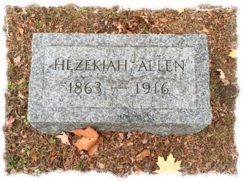 Hezekiah Allen